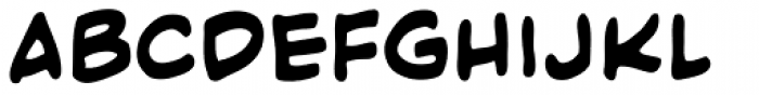 Rick Veitch Font LOWERCASE