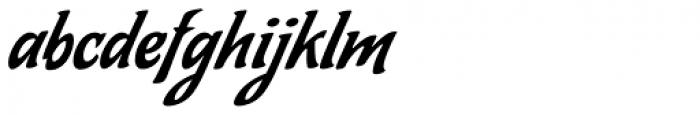 Ricotta Script Font LOWERCASE