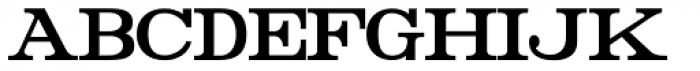 Rider Tall UltraCondensed Bold Font LOWERCASE