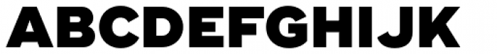 Ridley Grotesk Black Font UPPERCASE