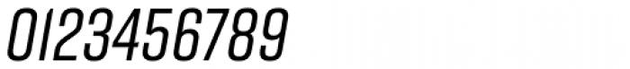 Rift Medium Italic Font OTHER CHARS