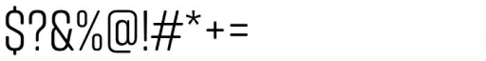 Rift Soft Regular Font OTHER CHARS