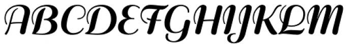Rigaer Tango Pro Bold Font UPPERCASE