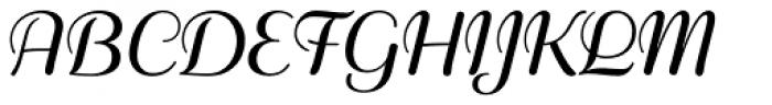 Rigaer Tango Pro Regular Font UPPERCASE
