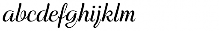 Rigaer Tango Pro Regular Font LOWERCASE