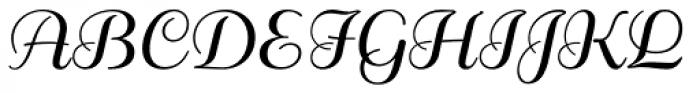 Rigaer Tango Swash Regular Font UPPERCASE