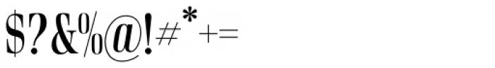 Rigatoni Regular Font OTHER CHARS