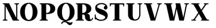 Righton Serif Font UPPERCASE