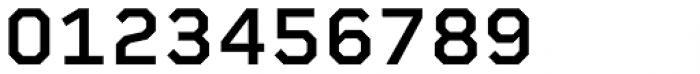 Rigid Square Semi Bold Font OTHER CHARS
