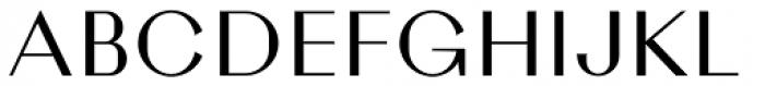 Rigidica Display Medium Font UPPERCASE