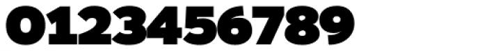 Rigo Black Font OTHER CHARS