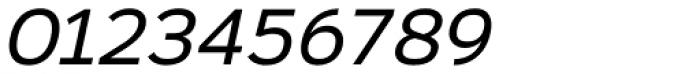 Rigo Italic Font OTHER CHARS
