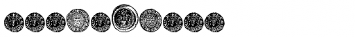 Riipale Coin Font OTHER CHARS