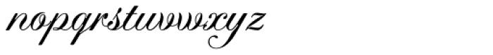 Rijk Font LOWERCASE