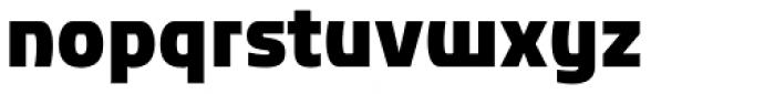 Rikon Black Font LOWERCASE