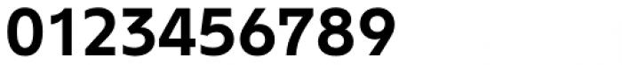 Rileno Sans Semi Bold Font OTHER CHARS