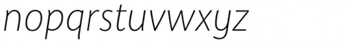 Rileyson Born Italic Font LOWERCASE