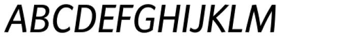 Rileyson Junior Italic Font UPPERCASE