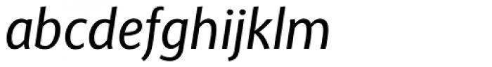 Rileyson Junior Italic Font LOWERCASE