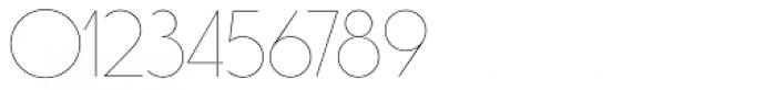 Rimouski UltraLight Font OTHER CHARS