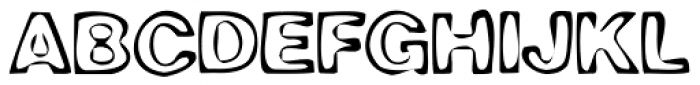 Ring O Fire Font UPPERCASE