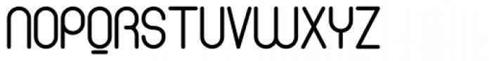 Ringer Bold Font UPPERCASE