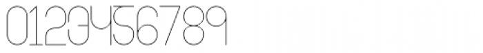 Ringer ExtraLight Font OTHER CHARS