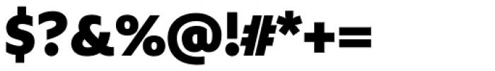 Ringo Black Font OTHER CHARS