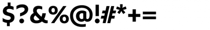 Ringo Bold Font OTHER CHARS