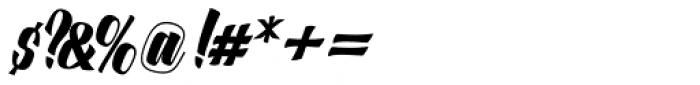 Ringstone Regular Font OTHER CHARS