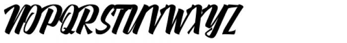 Ringstone Regular Font UPPERCASE