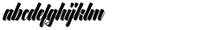 Ringstone Regular Font LOWERCASE