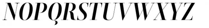Rion Bold Italic Font UPPERCASE