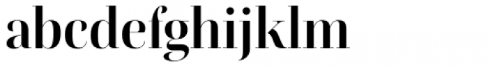Rion Bold Font LOWERCASE