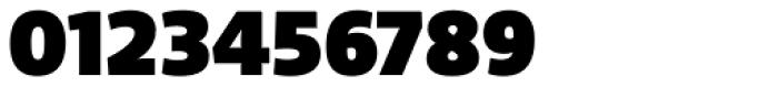 Riona Sans ExtraBlack Font OTHER CHARS