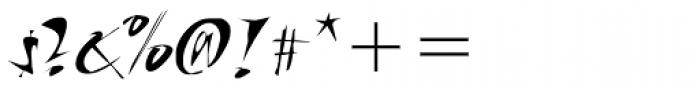Riptide Font OTHER CHARS