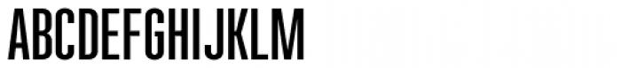 Ristretto Pro SemiBold Font UPPERCASE