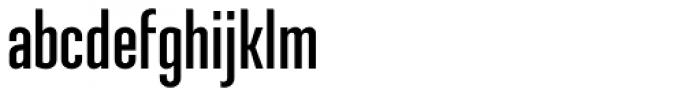 Ristretto Pro SemiBold Font LOWERCASE