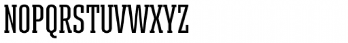 Ristretto Slab Pro Medium Font UPPERCASE