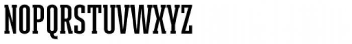 Ristretto Slab Pro SemiBold Font UPPERCASE