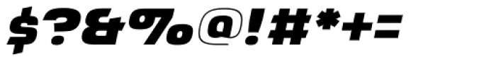 Ritafurey Bold Italic Font OTHER CHARS