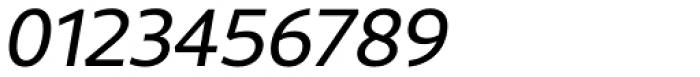 Rival Sans Regular Italic Font OTHER CHARS