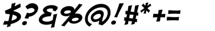 Rivenshield Italic Font OTHER CHARS