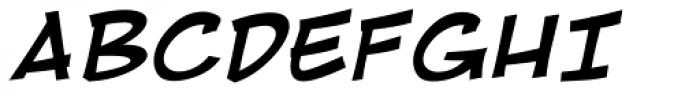 Rivenshield Italic Font UPPERCASE