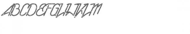 Rising Star Stamp Font UPPERCASE