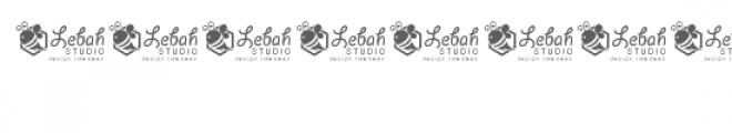 ribbons dingbat Font OTHER CHARS