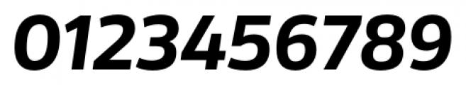 Rleud Bold Italic Font OTHER CHARS