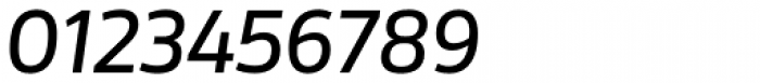 Rleud Medium Italic Font OTHER CHARS