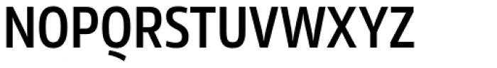 Rleud Narrow Demi Font UPPERCASE