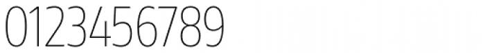 Rleud Narrow SC Thin Font OTHER CHARS